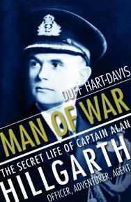 Man of War by Duff Hart-Davis