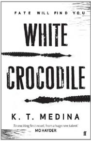 The White Crocodile  by K.T. Medina