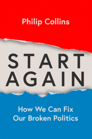 Start Again by Philip Collins