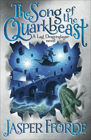 The Song of the Quarkbeast cover