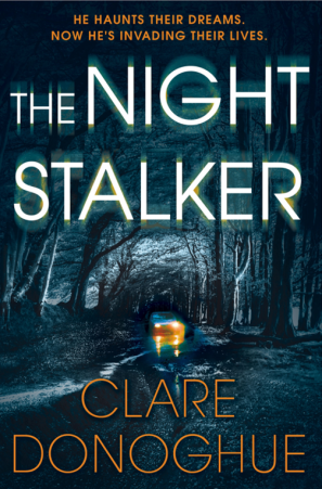 The Night Stalker by Clare  Donoghue